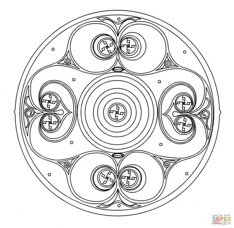 Celtic For Adults Free Coloring Pages On Art Coloring Pages