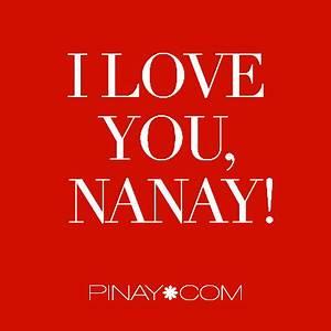 """""""I love yo... Pinay Quotes"""