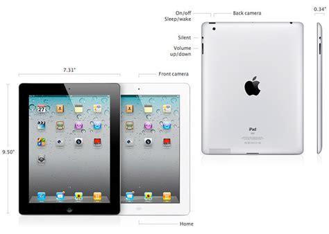 ipad  price release date  specs announced  apple technabob