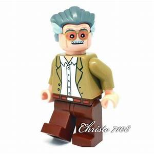 Custom Lego Stan Lee | Discover more best ideas about ...