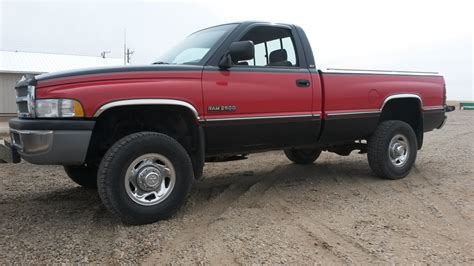 1996 Dodge Ram Pickup 2500 Pictures Cargurus