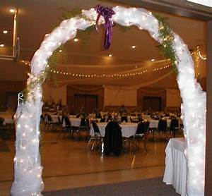 http dyalnet wedding flower arches reception hall With wedding ceremony rental items