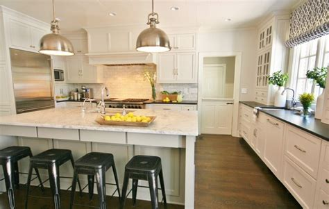 white kitchen cabinets beige countertop honed granite countertops how to choose the kitchen 1787
