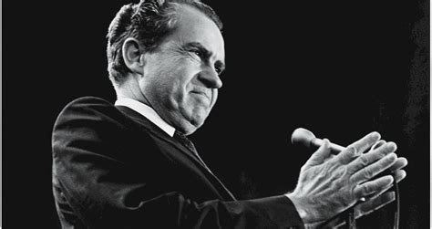 donald trump  remember richard nixon time