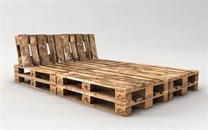 Kallax Bett Anleitung : palettenbett bauen ganz einfach hier 2 praktische varianten ~ Frokenaadalensverden.com Haus und Dekorationen
