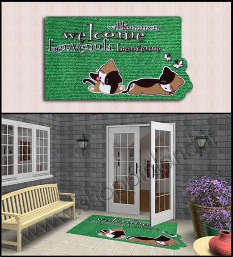 Zerbini Simpatici by Zerbini Per Esterno Decoro Animali Shoppinland Shoppinland