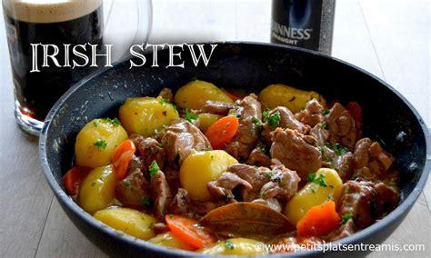 bouillon blanc en cuisine recette de l 39 stew petits plats entre amis