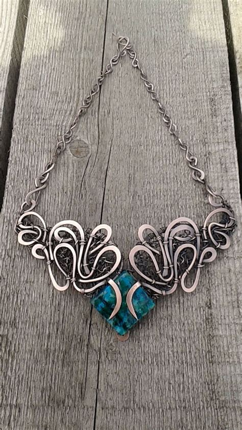 17 Best Images About Wire Jewelry Favs On Pinterest