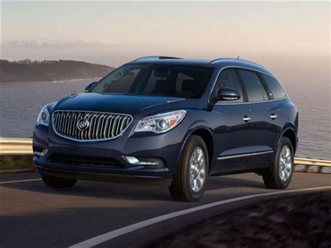 New Buick Enclave 2015 by 2015 Buick Enclave Models Trims Information And Details