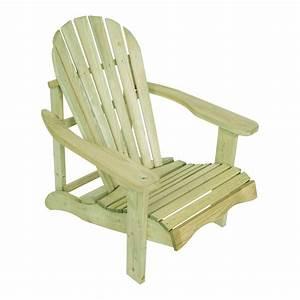 Fauteuil Jardin Bois : fauteuil de jardin en bois relax naturel leroy merlin ~ Teatrodelosmanantiales.com Idées de Décoration