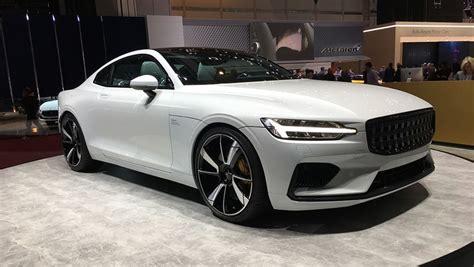 polestar  coupe sees unprecedented demand car news