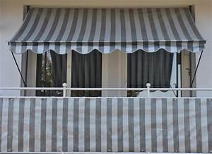 markise 3 meter perfect anbei noch ein paar fotos der With markise balkon mit tapete grau silber glitzer