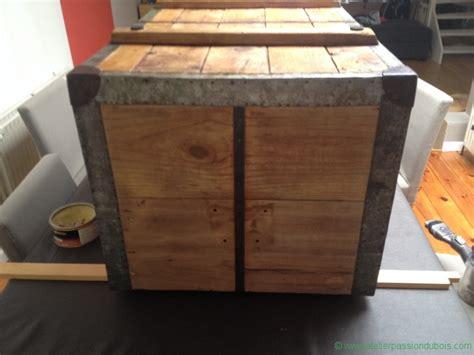 coffre pour ranger le bois de chauffage maison design deyhouse