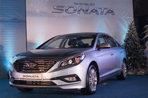 here s what the freshly launched all new hyundai sonata