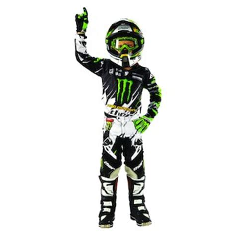 youth monster energy motocross gear thor youth phase pro circuit pants revzilla