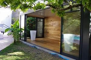 Caillebotis Pour Terrasse : votre jardin d 39 hiver en caillebotis terrasse bois ~ Premium-room.com Idées de Décoration