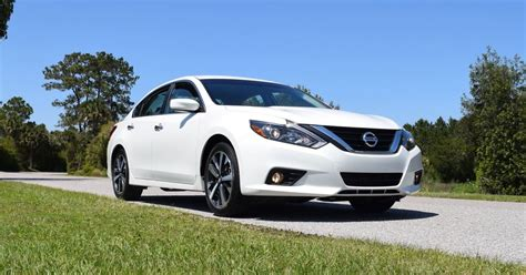 Road Test Review 2018 Nissan Altima Sl By Tim Esterdahl