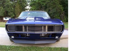 Poll... Which 67-68 Rs Grille Do You Like Better Rs Black