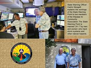 Hawaii Emergency Management Agency | State Warning Point