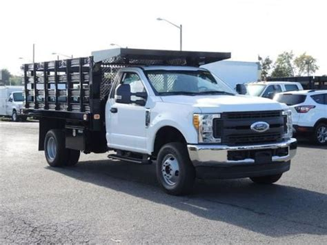 truck ford 2017 2017 ford f350 stake trucks for sale used trucks on