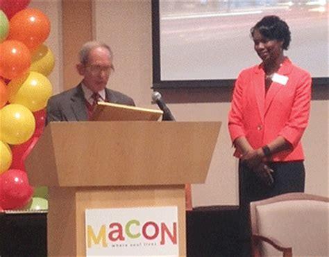 macon convention and visitors bureau macon bibb cvb rolls out brand