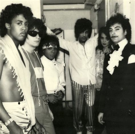 The Revolution, Prince's Original Backing Band, Will