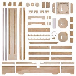 Build Panel Saw Wall Mount Kit Deluxe Version