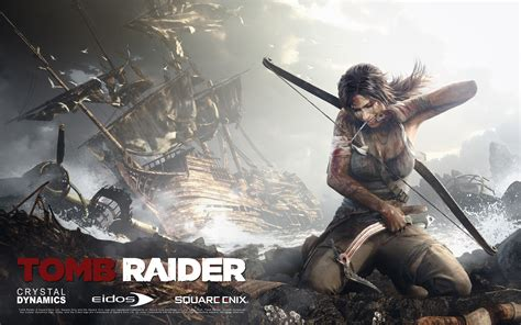 2012 Tomb Raider Game Wallpapers Hd Wallpapers Id 9874