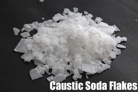 Bulk Sodium Hydroxide Price