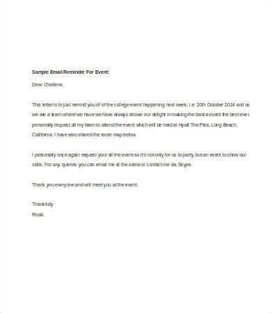 reminder email template friendly reminder email 7 free word pdf documents free premium templates
