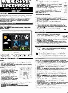 La Crosse Technology Tx141