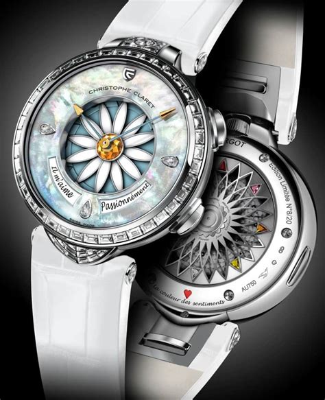 Margot Is a Unique Women's Watch Created by Christophe Claret