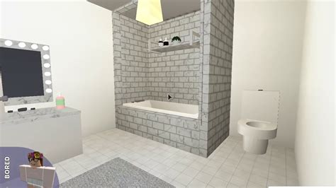 modern bathroom bloxburg bathroom design