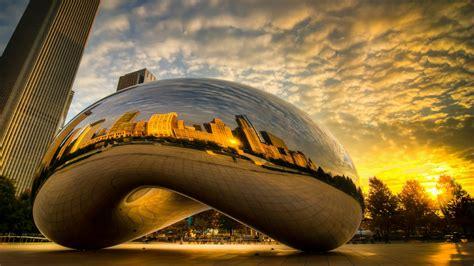 chicago bean hd wallpaper wallpaper studio  tens