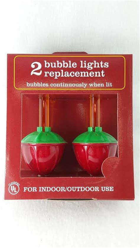 bubble christmas lights replacement bubble christmas