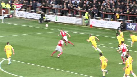 Fleetwood Town 1-0 Millwall   Highlights - YouTube