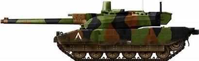 Leclerc French Modern France Serie Amx Tanks