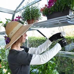 Kit Serre De Jardin : kit de palissage professionnel pour serre de jardin palram ~ Premium-room.com Idées de Décoration