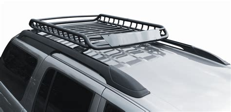 rola roof rack rola 59504 roof top vortex cargo basket rv ebay