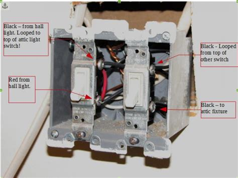 Need Help Adding Double Switch Existing Wiring Please