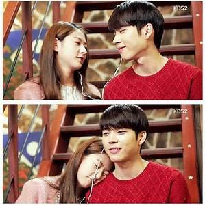 KIM SAE RON AND NAM WOO HYUN   movies , drama photos ...