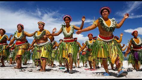 Micronesia cultural Dances - YouTube