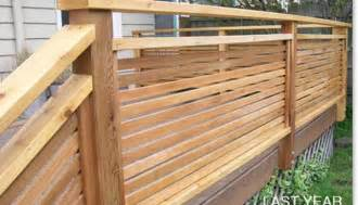 Cheap Balusters For Decks by 100s Of Deck Railing Ideas And Designs
