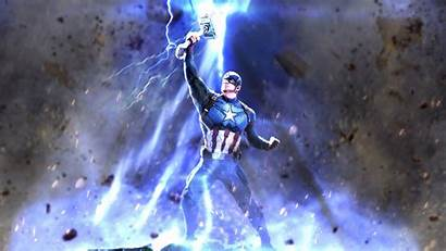 Captain America Worthy Artwork Wallpapers 4k Superheroes