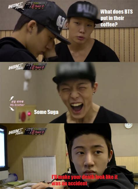 Bobby B Memes - bobby s suga joke b i s face is priceless korean funny pinterest face and kpop