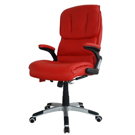 massaging office desk chair swivel recliner office chair with massage and heat choice