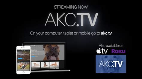 Akc.tv Is Live!!!