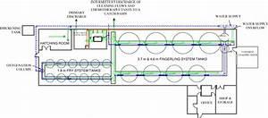 The Mcra Hatchery Building  12 2m U00d742 7m  40in  U00d7140in