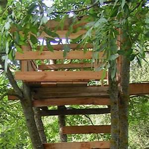 Comment Faire Une Cabane Dans Les Arbres : comment construire cabane arbre ~ Melissatoandfro.com Idées de Décoration
