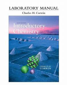 Laboratory Manual For Introductory Chemistry  Concepts And